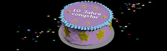 10 Jahre Congstar - Allnet Flat Angebote
