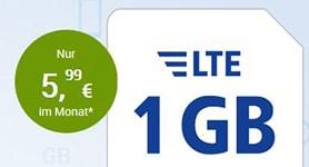 GMX All-Net-Flat Angebot ab 5,99 € pro Monat