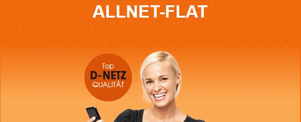 callmobile Allnet Flat Handytarife