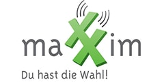 Welches Handynetz hat maXXim? D1, D2 oder o2/E+