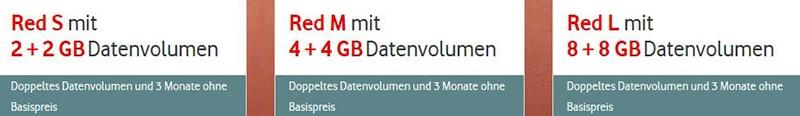 Vodafone allnet flat