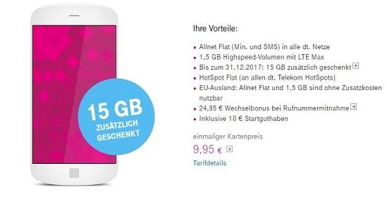 Telekom MagentaMobil Start XL