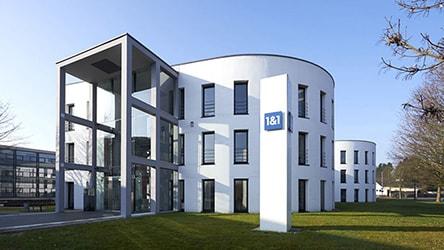 United Internet AG Firmensitz in Montabaur