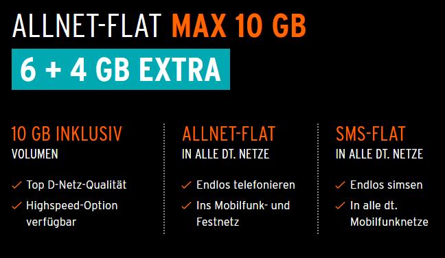 otelo Allnet Flat Max
