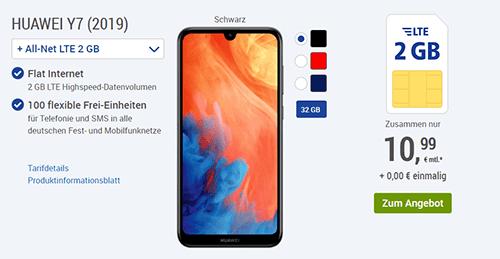 GMX Handytarife mit Wunsch-Smartphone