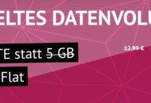 Photo of handyvertrag.de LTE All: Allnet-Flat (Min./SMS) + 10 GB LTE nur 9,99 €