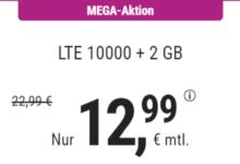 Photo of simply LTE 10000: Allnet Flat + 10 GB Daten für nur 12,99 €