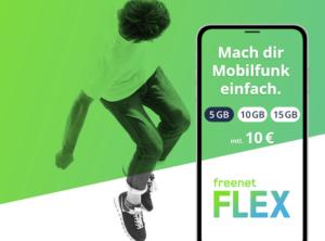 freenet Flex: Tarife, Netz, App & Erfahrungen