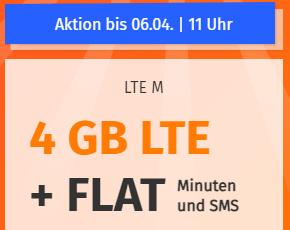 PremiumSIM LTE M im Angebot