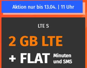 PremiumSIM LTE S im Angebot
