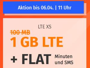 PremiumSIM LTE XS im Angebot